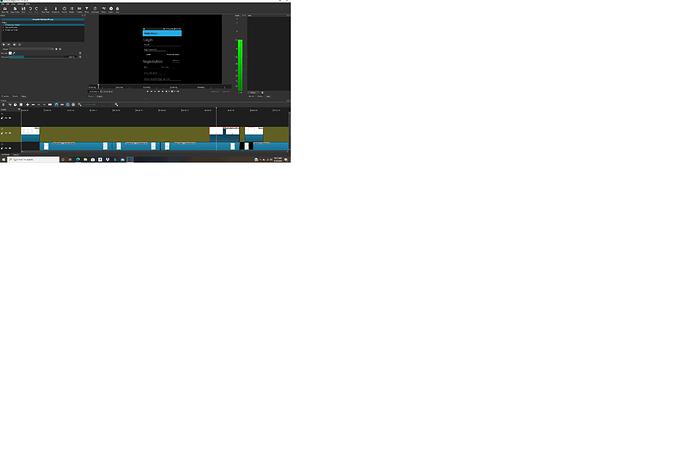 ShotCutBlackScreen