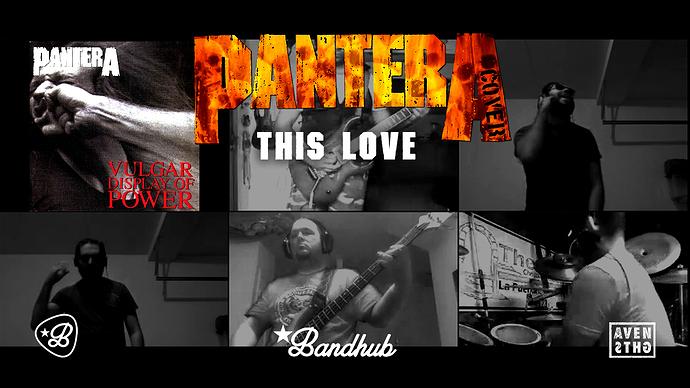 CUSTOM THUMBNAIL - BANDHUB - THIS LOVE - AVENUENIGHTS