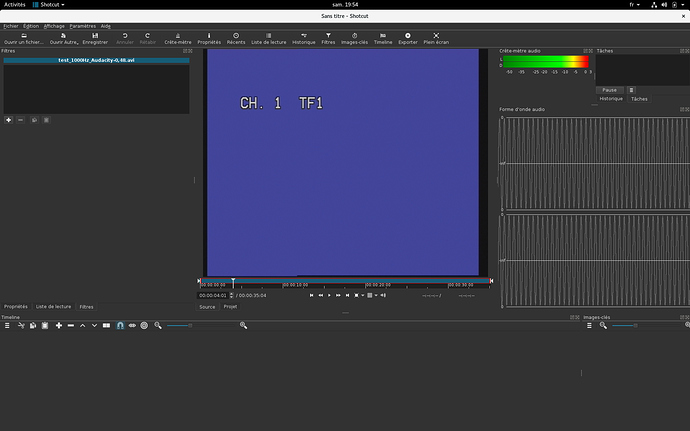 Shotcut-with-1kHz-audio-0dB