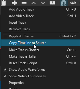 how to set to allow copy