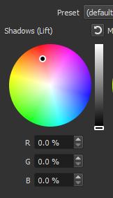 Shotcut 18 03 02 Color Grading filter bug - Bug - Shotcut Forum