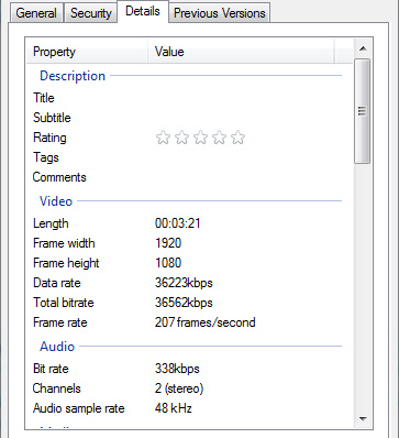 Video exports as 200+ FPS - Help/How To - Shotcut Forum