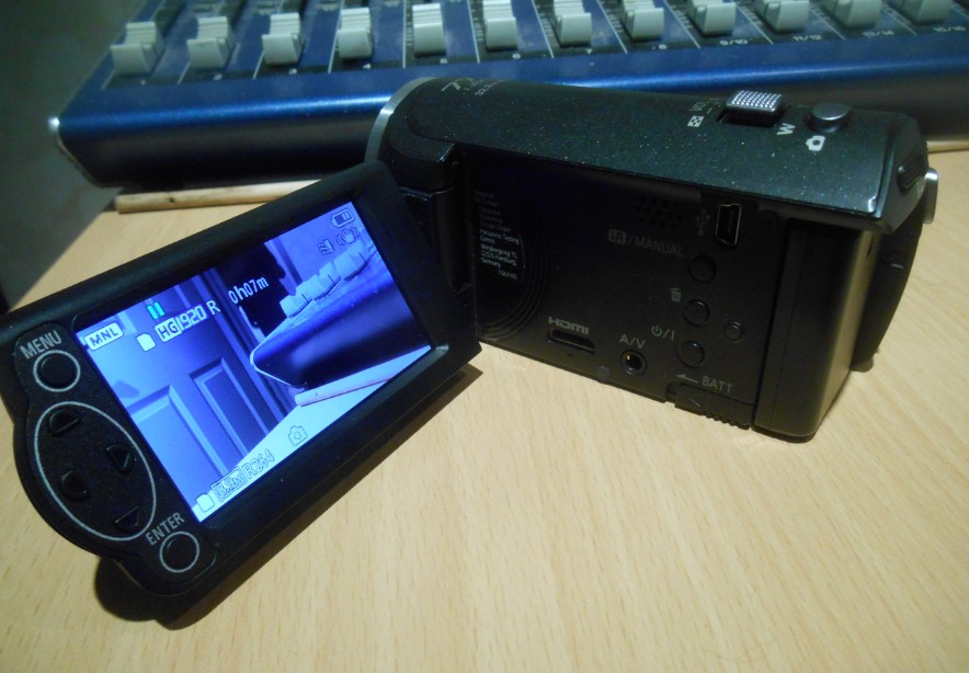 Panasonic%20video%20camera%20snapped